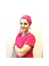 Seher Gungor - Nurse at Ento Hair Clinic
