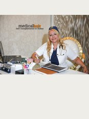Medicalhair Turkey - Dr. Sibel Ulusan - Ali Çetinkaya Bulvarı No: 35 3. Kat Daire: 5, Alsancak Devlet Hastanesi Acil Kapısı Karşısı Alsancak, İzmir,