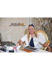 Medicalhair Turkey - Dr. Sibel Ulusan - Ali Çetinkaya Bulvarı No: 35 3. Kat Daire: 5, Alsancak Devlet Hastanesi Acil Kapısı Karşısı Alsancak, İzmir,  0