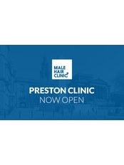 Male Hair Clinic - Now Open offering a FREE Consultation!