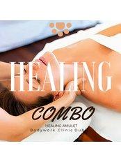 Indian Head Massage - Healing Amulet Bodywork Clinic