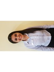 Ana Cordero - Receptionist at Holistic Bio Spa