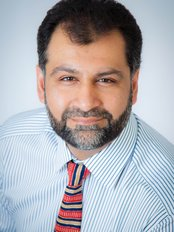 Harley Street Pain Doctor - Dr Amer Sheikh