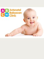 Edinburgh Clinic - ABC4D baby scans