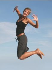 Jump - Laura Mussell Nutritional Therapy