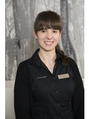 Miss Petra Ullmann - Receptionist at sehkraft Augenzentrum Wien