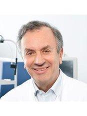 Dr Jakov Šikic - Ophthalmologist at Bilic Vision