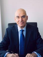 Dr Antonis Glykeriou - Consultant at Dr. Antonis Glykeriou Eye Center for Laser - Nicosia