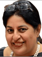 Dr. Alka Sachdev, CEO - Ophthalmologist at Center for Sight - Okhla