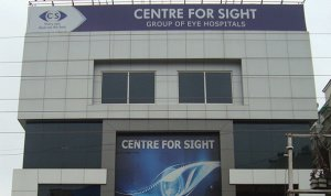 Center for Sight - Indore Agrasen Square