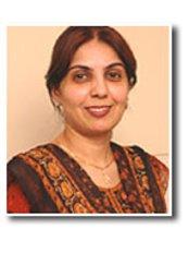 Dr Savita Shah - Surgeon at Rushabh Eye Hospital