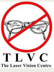 The Laser Vision Centre (TLVC) - Logo