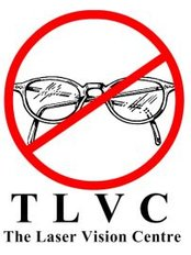 The Laser Vision Centre (TLVC) - Logo