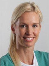 Miss Anette Syvertsen - Nurse at Argus Syn