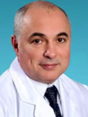 Excimer Eye Clinic - St. Petersburg - Dr Kirill Borisovich Pershin