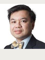 Optimax - George's Dock - Dr Amir Hamid - Medical Director