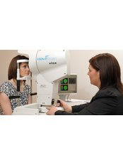 Laser Eye Surgeon Consultation - Optical Express - Stirling - Thistle Centre