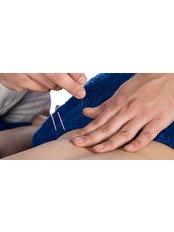 Dry Needling Add on to Treatment - SARAENITY THERAPEUTICS