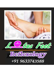 Lymphoedema Treatment - Lotusfeet Foot Reflexology