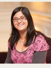Michelle Gupta at Embody Harmony Therapies - Michelle Gupta - Holistic Therapist Cork