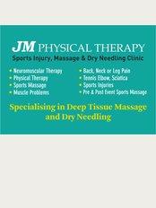Sports Injuries & Massage Clinic - Crieve, Letterkenny,
