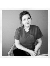 Miss Gosia  Ulamek -  at Tranquil Heaven