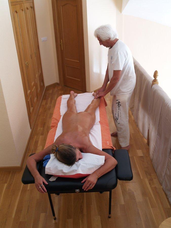 Naturist massage videos