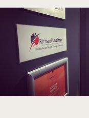 Richard Latimer's Massage Clinic - c/o DW Fitness Club, MIlltown Road, Belfast, BT8 7XP,