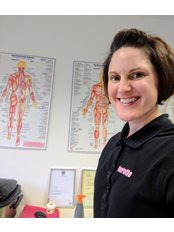 Charlotte McDonald Sports Massage Clinic - Charlotte McDonald at the Sports Massage Clinic Basingstoke