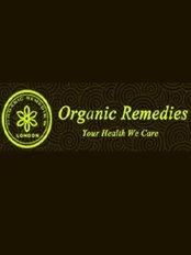 Organic Remedies Clinic Baker St Area - Baker Street Station, London, NW1,  0