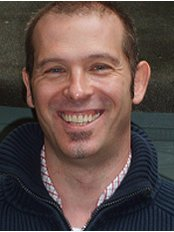 Mr Nick Johnson - Practice Therapist at Fairlee Wellbeing Centre
