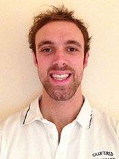 Mr Sam Cheffins - Physiotherapist at Fairlee Wellbeing Centre