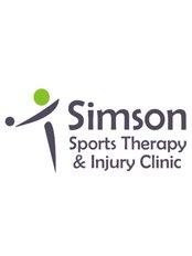 Simson Sports Therapy & Injury Clinic - Warwickshire Wellbeing Clinic, Warwick Road, Leek Wootton,  0