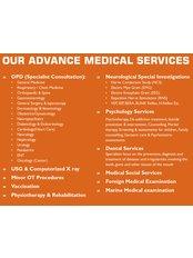 NITA Polyclinic & Diagnostic Center - Near Rastrapati Bhawan, Maharajgunj-3, Kathmandu, Kathmandu, kathmandu, 44600,  0