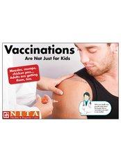 Vaccination - NITA Polyclinic & Diagnostic Center