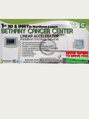 Bethany Cancer Center - Basement, North Wing, Bethany Hospital, Inc., Widdoes St., Brgy. II, San Fernando City, La Union, 2500,