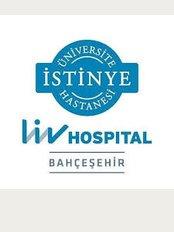 Istinye University Hospital Liv Hospital Bahçeşehir - Istinye University Bahcesehir Liv Hospital, Istanbul,