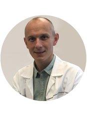 Dr Balazs Szabo - Surgeon at Medicover Hospital Hungary