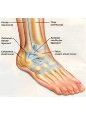 Ankle Injury Treatment - Isomer