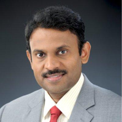 Dr Karthic Natarajan