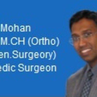 Dr Mohan Thadi