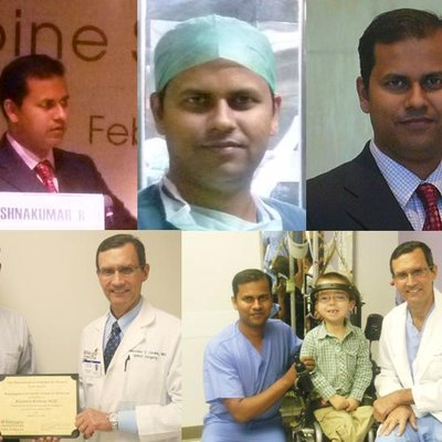 Dr Krishnakumar R