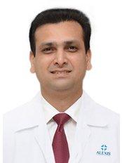 Dr Alankar Ambadas  Ramteke - Doctor at Alexis Hospital