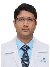 Dr Niraj SharadRao  Kanchankar -  at Alexis Hospital