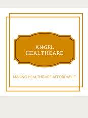 Angel Healthcare - Making Healthcare Affordable - Old Logo