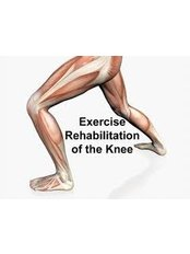 Knee Rehabilitation - The Interventional Pain & Ozone Clinic