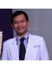 Dr Wawan Mulyawan -  at Wooridul Spine Center Jakarta Abdi Waluyo Hospital
