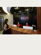 BJIOS Orthopaedic - Reception