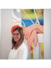 Mr Valentina Barlascini - Secretary at Locarno Hand Center