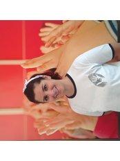 Mrs Chiara Ruggeri - Physiotherapist at Locarno Hand Center